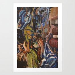 StaatBirdTrip Art Print