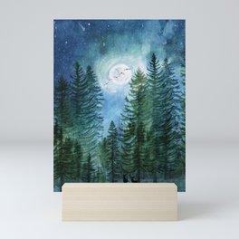 Silent Forest Mini Art Print