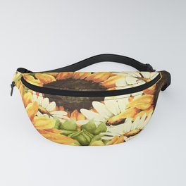 Summer Garden (Sunflower Sunshine) Fanny Pack