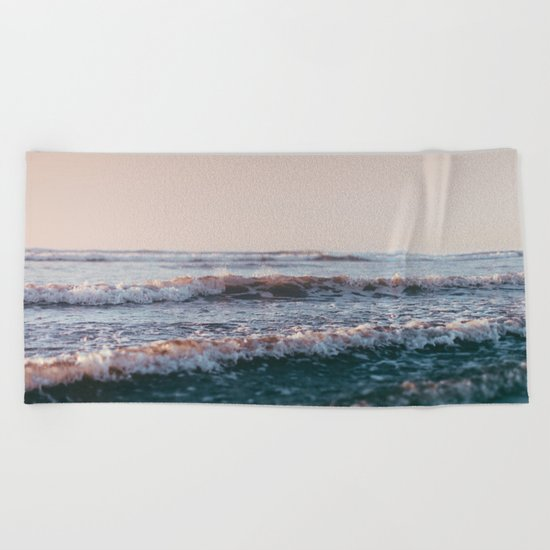 Pacific Lullaby Beach Towel