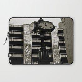 OKC Clock Laptop Sleeve