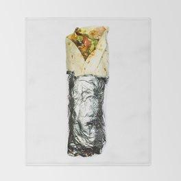 kebab Throw Blanket
