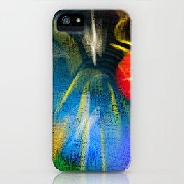 amor colorum iPhone Case