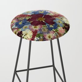 Flower Burst Bar Stool