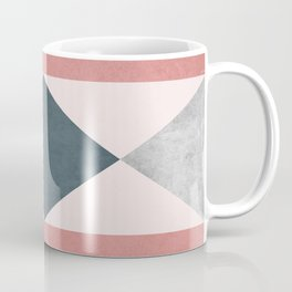 Rhombus design Coffee Mug