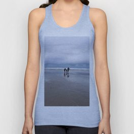 Beachy Days... Unisex Tank Top