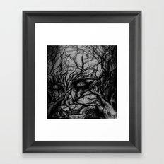 fears Framed Art Print