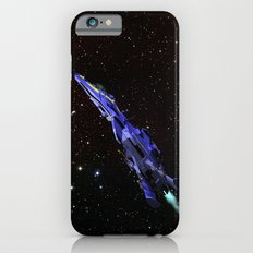 Fighter in Space iPhone 6s Slim Case