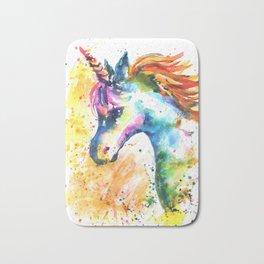 Unicorn Splash Bath Mat