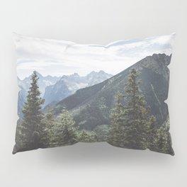 Tatra Mountains Pillow Sham