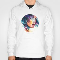 agnes Hoodies featuring sheets of colored glass by agnes-cecile