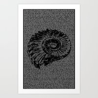 Chaos is Order Art Print