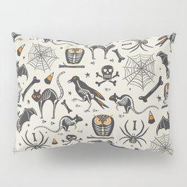 Halloween X-Ray Pillow Sham