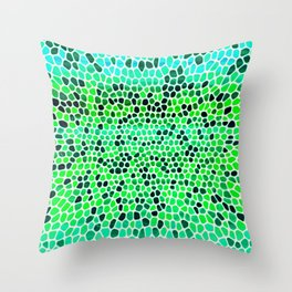 THINK COOL Throw Pillow