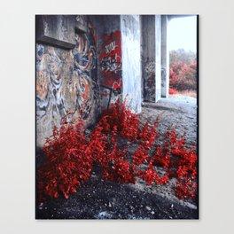 Urbania Canvas Print