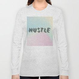 Hustle Gradient (everyday 6/365) Long Sleeve T-shirt