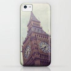 Gloomy Days of London iPhone 5c Slim Case