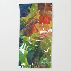 The Jungle vol 5 Beach Towel