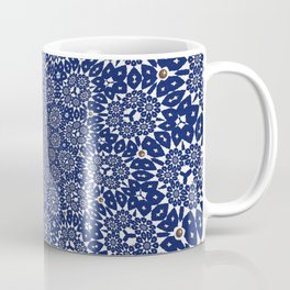 Bleu Gyre Royale Coffee Mug