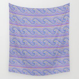Wavy Wave Wall Tapestry