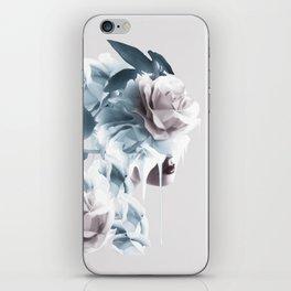 Rose Woman iPhone Skin