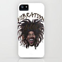 Vibration Positive iPhone Case