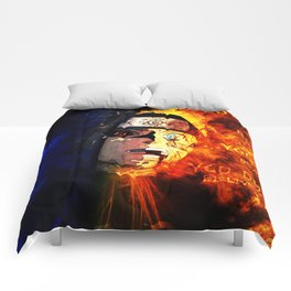 two sides Comforters