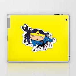 wonder girl Laptop & iPad Skin