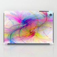 alex turner iPad Cases featuring Turner by Brian Raggatt