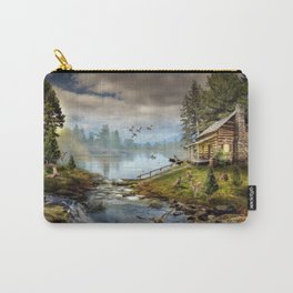 Wildlife Landscape Carry-All Pouch