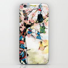 Japanese 2 iPhone Skin