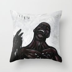 untitled (dead things 05) Throw Pillow