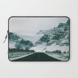 Icefields Parkway Laptop Sleeve