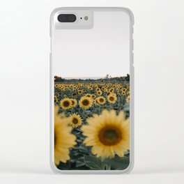 Root & Bloom Clear iPhone Case