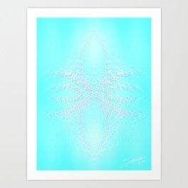 Bloss Art Print