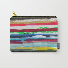 Cloudy Petoskey Carry-All Pouch