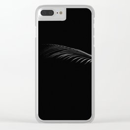 Leaf Clear iPhone Case