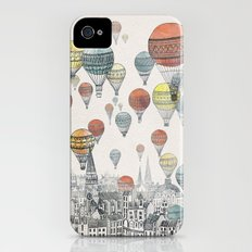 Voyages over Edinburgh iPhone (4, 4s) Slim Case