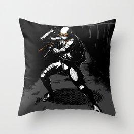 TMNT Mikey Throw Pillow