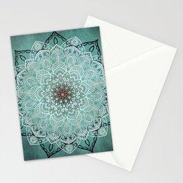 Mystic Mandala Stationery Cards