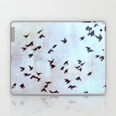 Blue Birds Laptop & iPad Skin