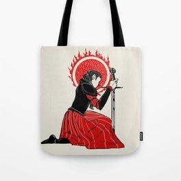 Sword Tote Bag