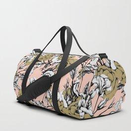 Pattern flowery 02 Duffle Bag