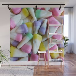 Easter Candy Corn Wall Mural