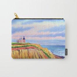 Southeast Lighthouse Block Island Rhode Island Carry-All Pouch