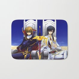 Code Geass Bath Mat