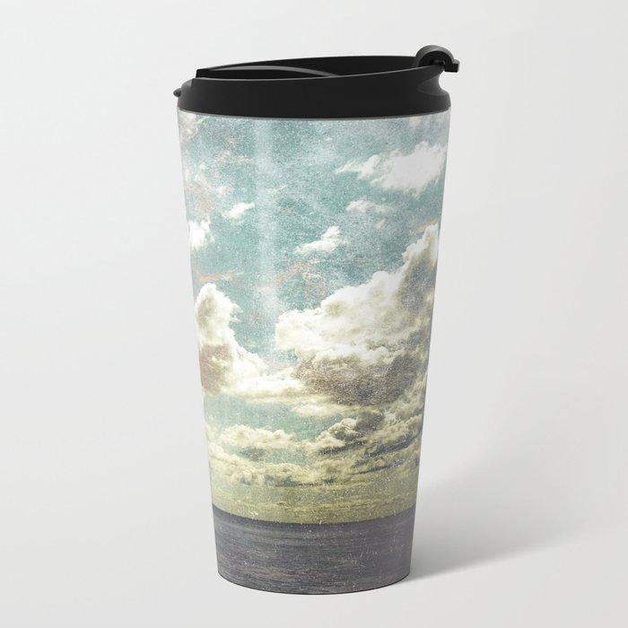 I´m lost Metal Travel Mug