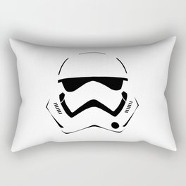 NEW STORMTROOPER HELMET Rectangular Pillow