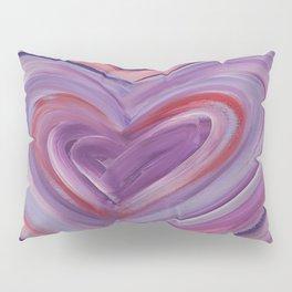 Heart Love Portal  Pillow Sham
