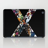 nightcrawler iPad Cases featuring X1 by Andrew Formosa